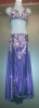 Royal Purple Queen Hanan Costume