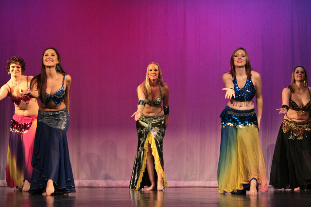 Beginner Bellydance Level 1
